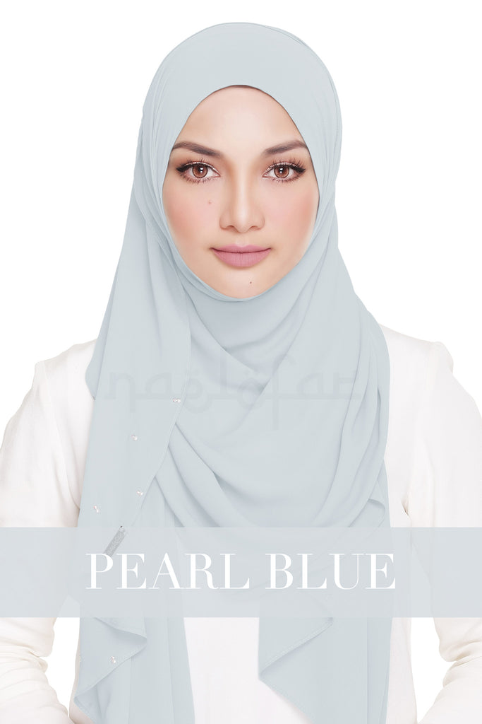 LADY WARDA - PEARL BLUE