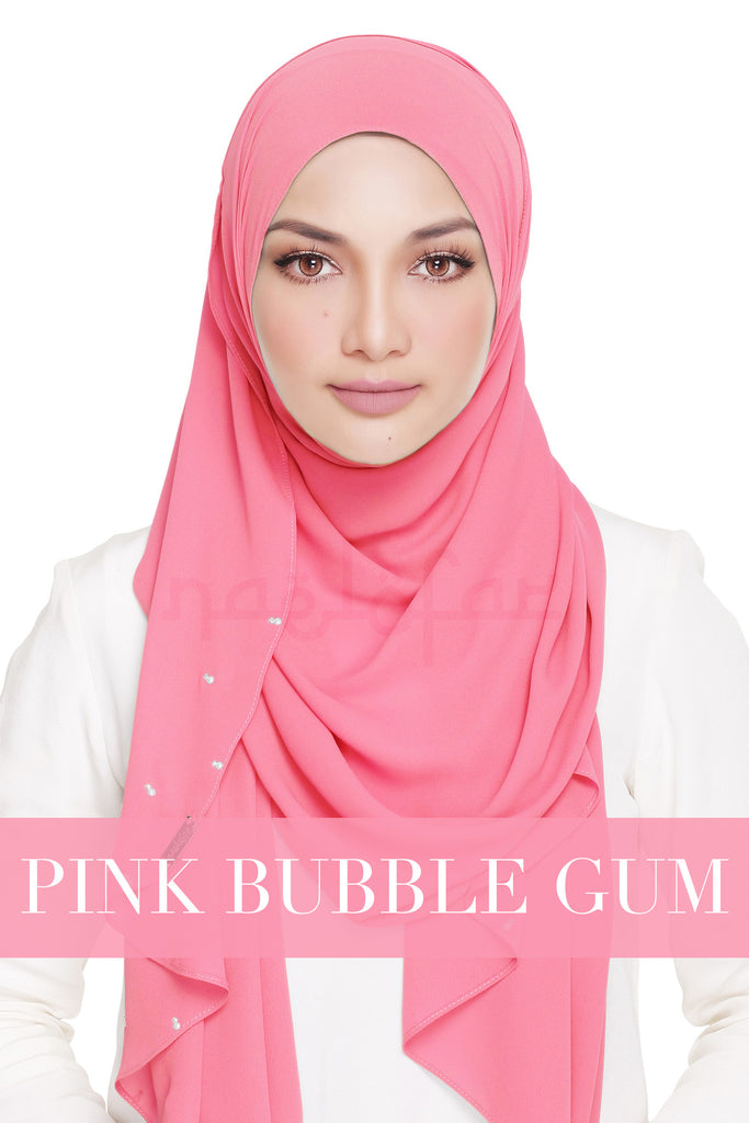 LADY WARDA - PINK BUBBLE GUM