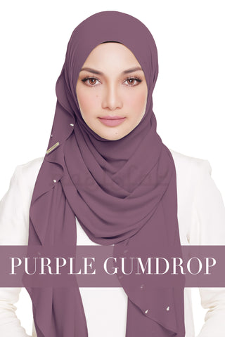 LADY WARDA - PURPLE GUMDROP