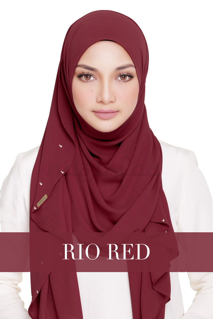 LADY WARDA - RIO RED