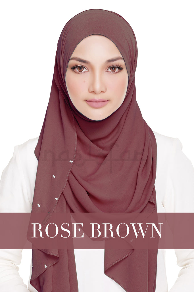 LADY WARDA - ROSE BROWN