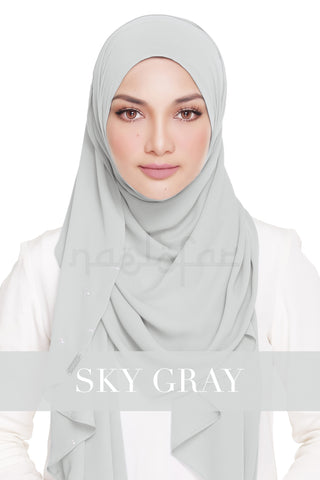 LADY WARDA - SKY GRAY