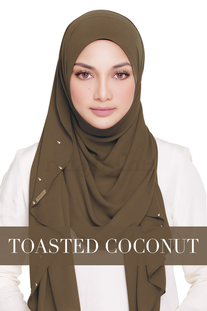 LADY WARDA - TOASTED COCONUT