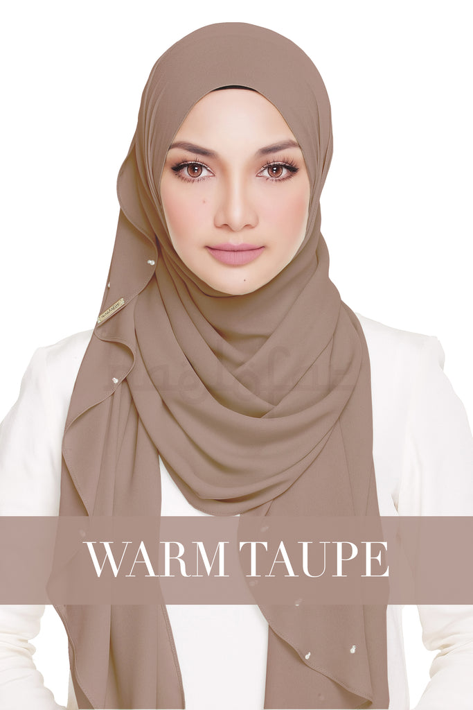 LADY WARDA - WARM TAUPE