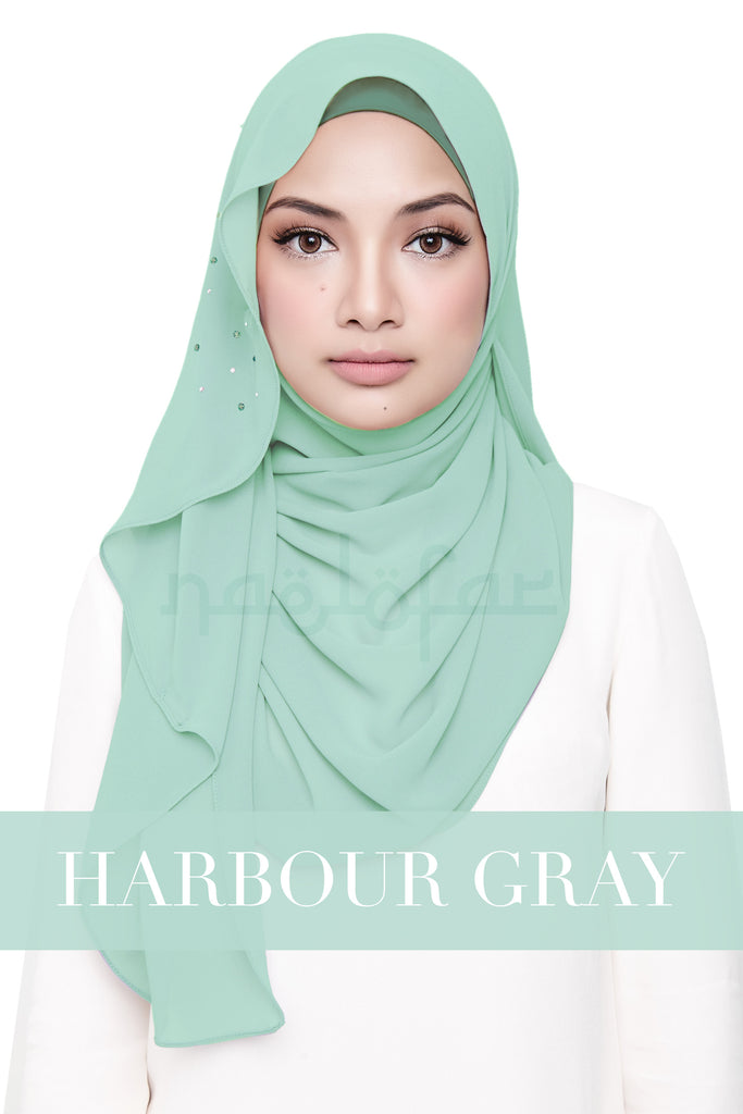 LATIFFA - HARBOUR GRAY