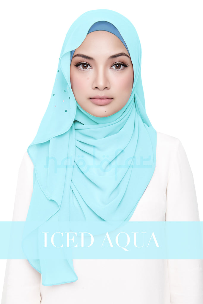 LATIFFA NEW EDITION - ICED AQUA