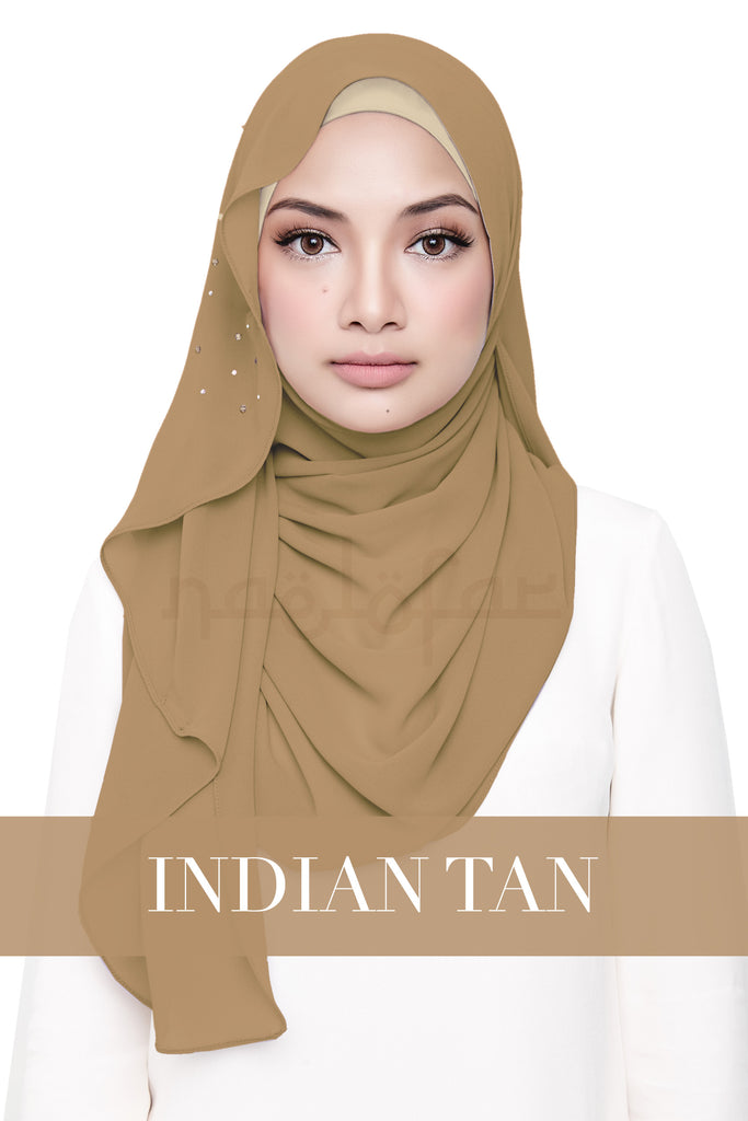 LATIFFA NEW EDITION - INDIAN TAN