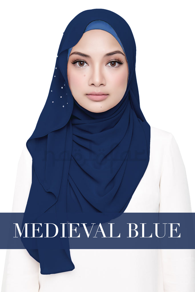 LATIFFA NEW EDITION - MEDIEVAL BLUE