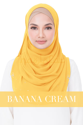 LAYLA - BANANA CREAM