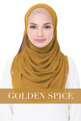 LAYLA - GOLDEN SPICE