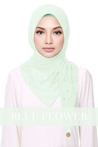 MILKY HELENA - BLUE FLOWER