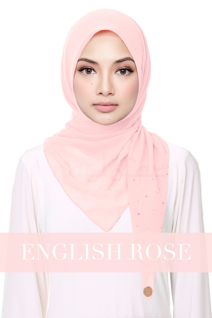MILKY HELENA - ENGLISH ROSE