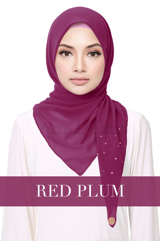 MILKY HELENA - RED PLUM