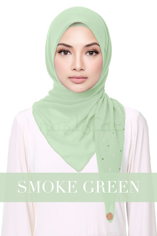 MILKY HELENA - SMOKE GREEN
