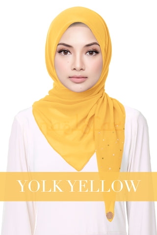 MILKY HELENA - YOLK YELLOW