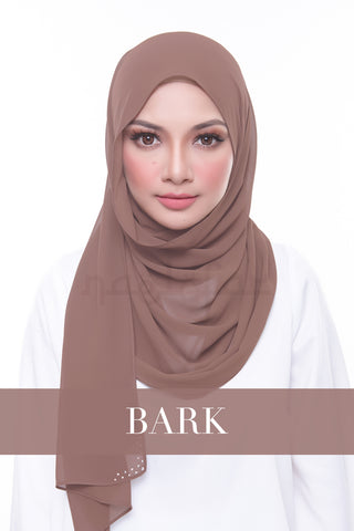 MISS LOFA PLAIN - BARK