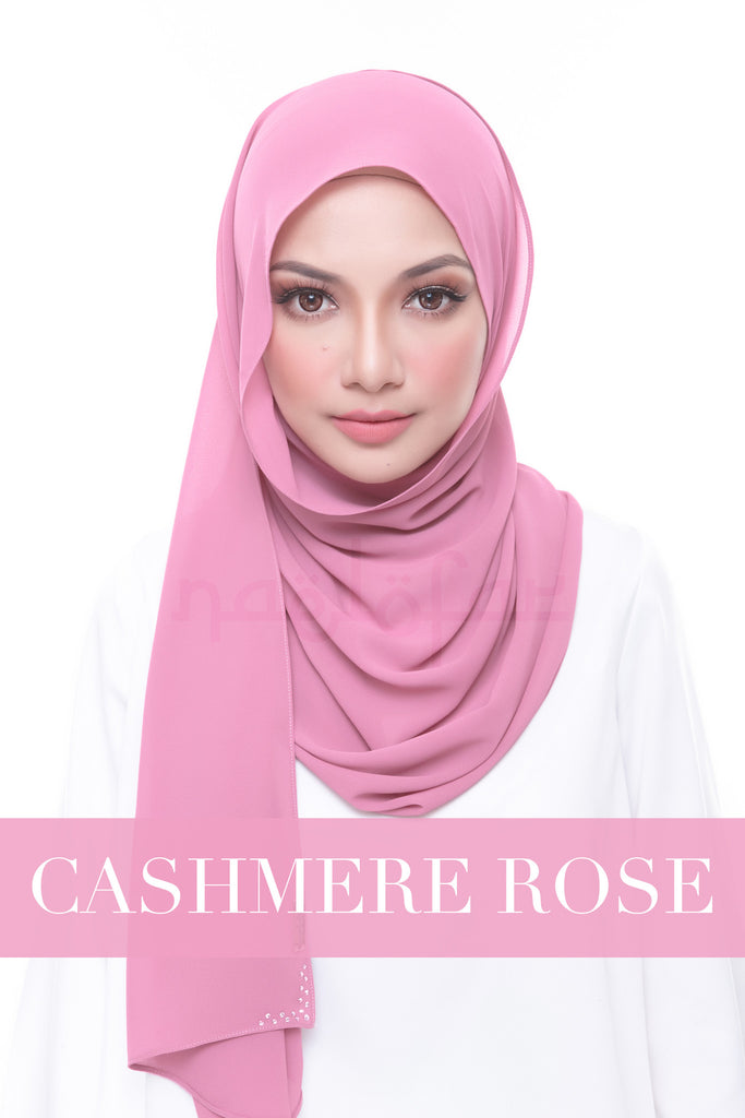 MISS LOFA PLAIN - CASHMERE ROSE