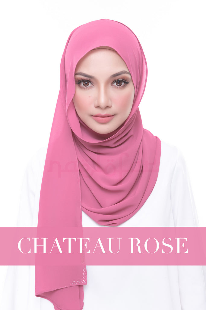 MISS LOFA PLAIN - CHATEAU ROSE