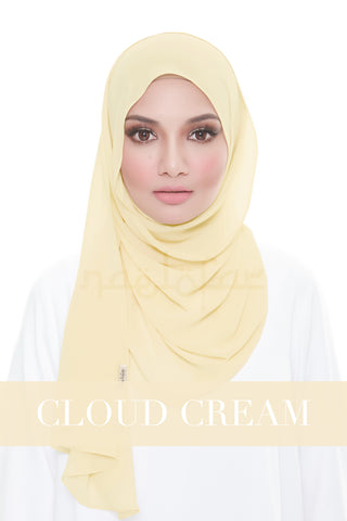 MISS LOFA PLAIN - CLOUD CREAM