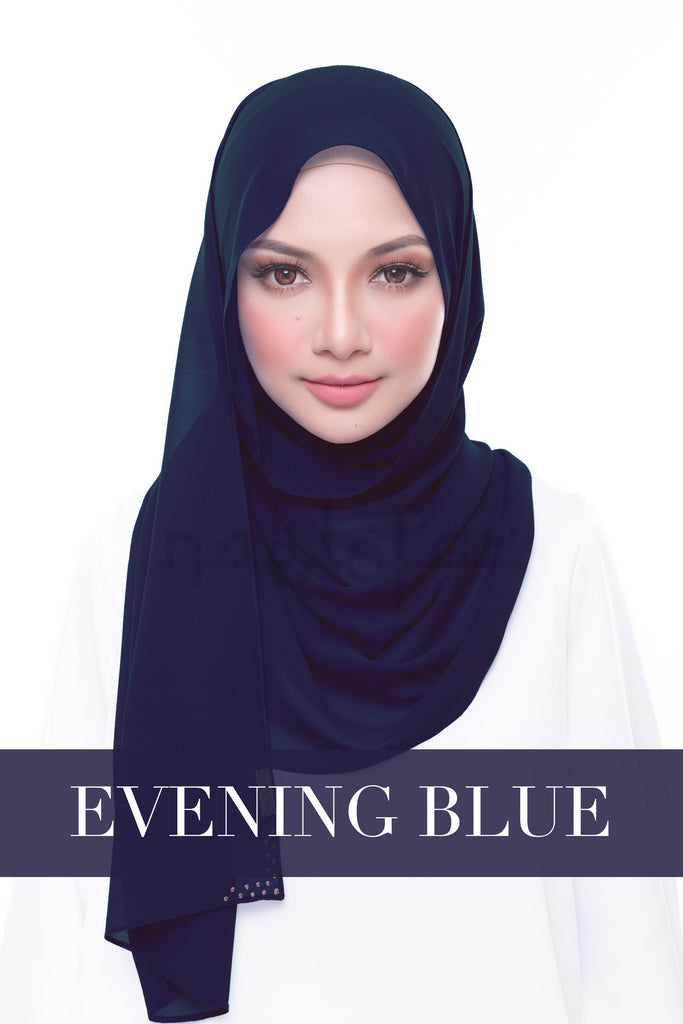 MISS LOFA PLAIN - EVENING BLUE