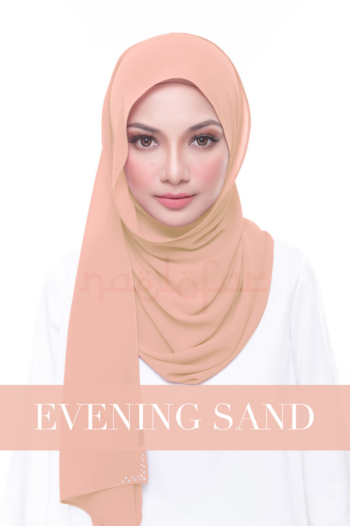 MISS LOFA PLAIN - EVENING SAND