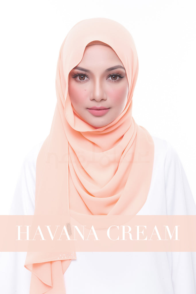 MISS LOFA PLAIN - HAVANA CREAM
