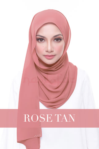 MISS LOFA PLAIN - ROSE TAN