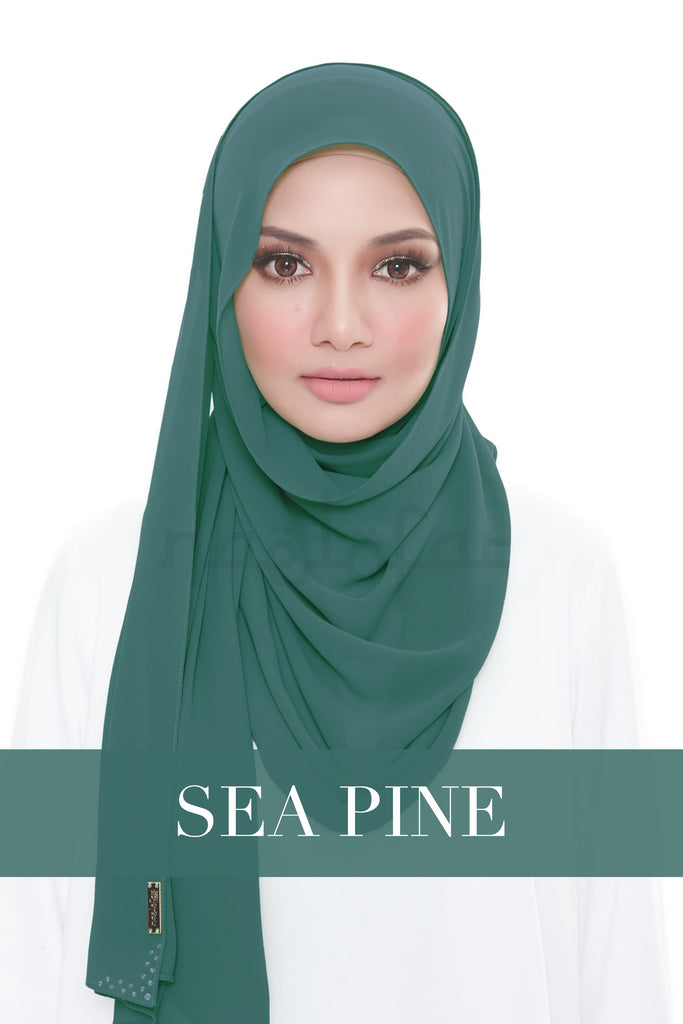 MISS LOFA PLAIN - SEA PINE