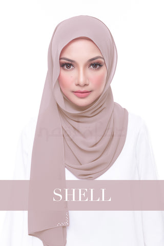 MISS LOFA PLAIN - SHELL