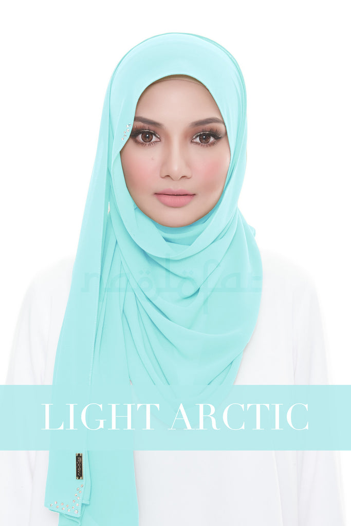 MISS LOFA SWAROVSKI - LIGHT ARCTIC