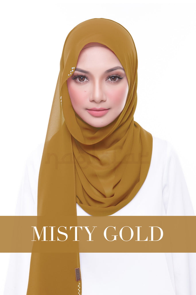 MISS LOFA SWAROVSKI - MISTY GOLD