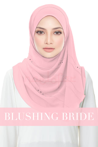FORGOTTEN DREAMS - MOONLIGHT SWAROVSKI - BLUSHING BRIDE