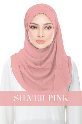 FORGOTTEN DREAMS - MOONLIGHT PLAIN - SILVER PINK