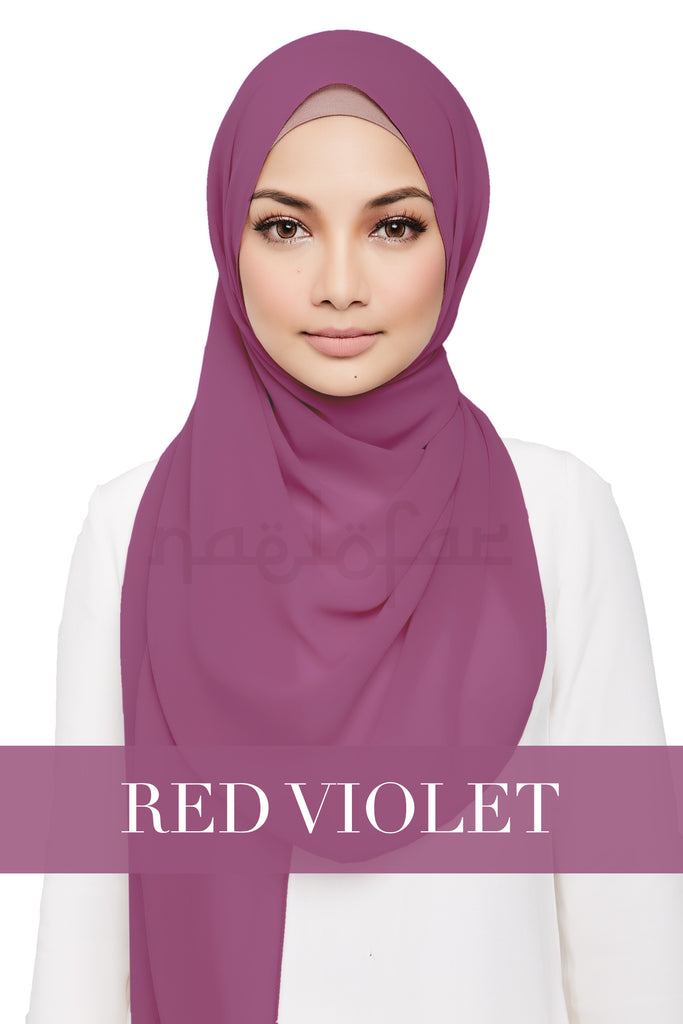 MY LOVE - RED VIOLET