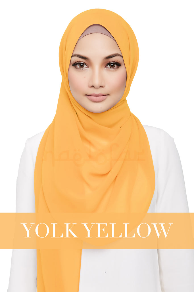 MY LOVE - YOLK YELLOW