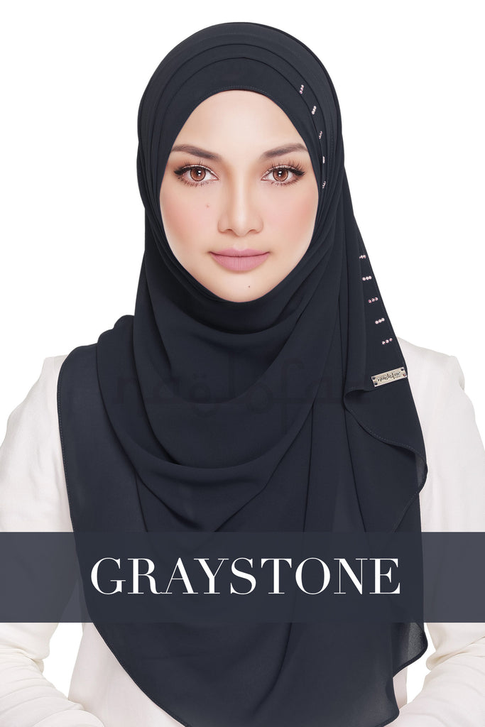 QUEEN WARDA - GRAYSTONE