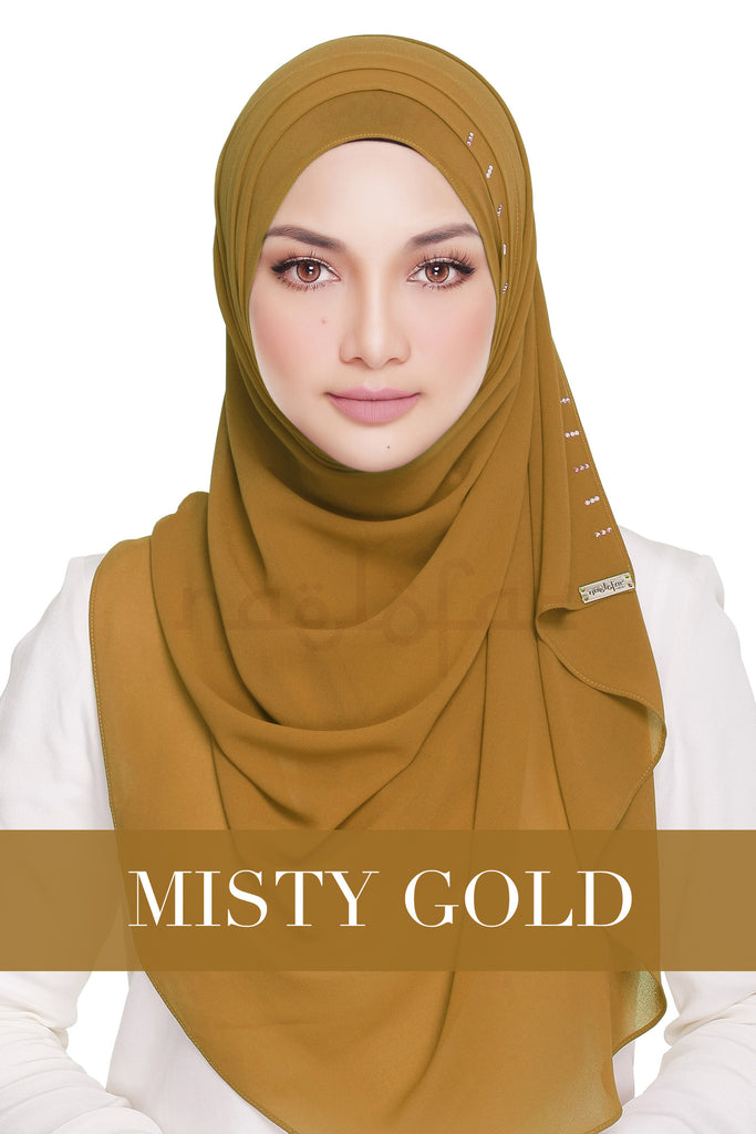 QUEEN WARDA - MISTY GOLD