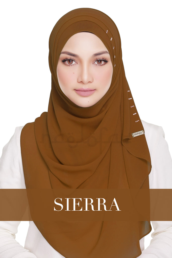 QUEEN WARDA - SIERRA