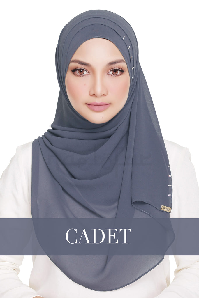 QUEEN WARDA - CADET