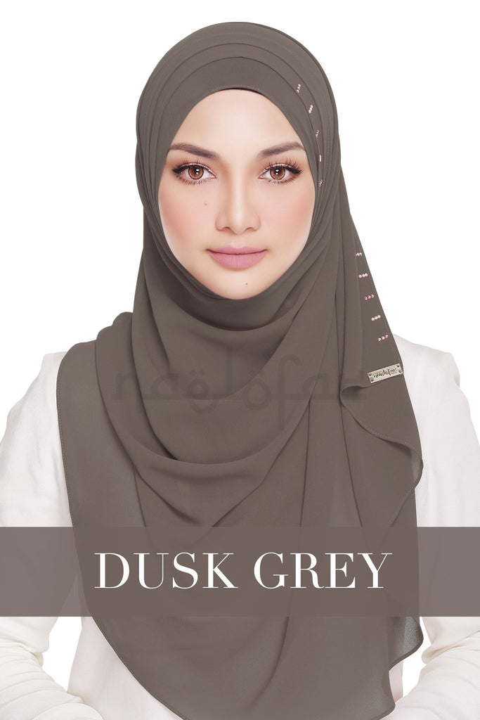 QUEEN WARDA - DUSK GREY
