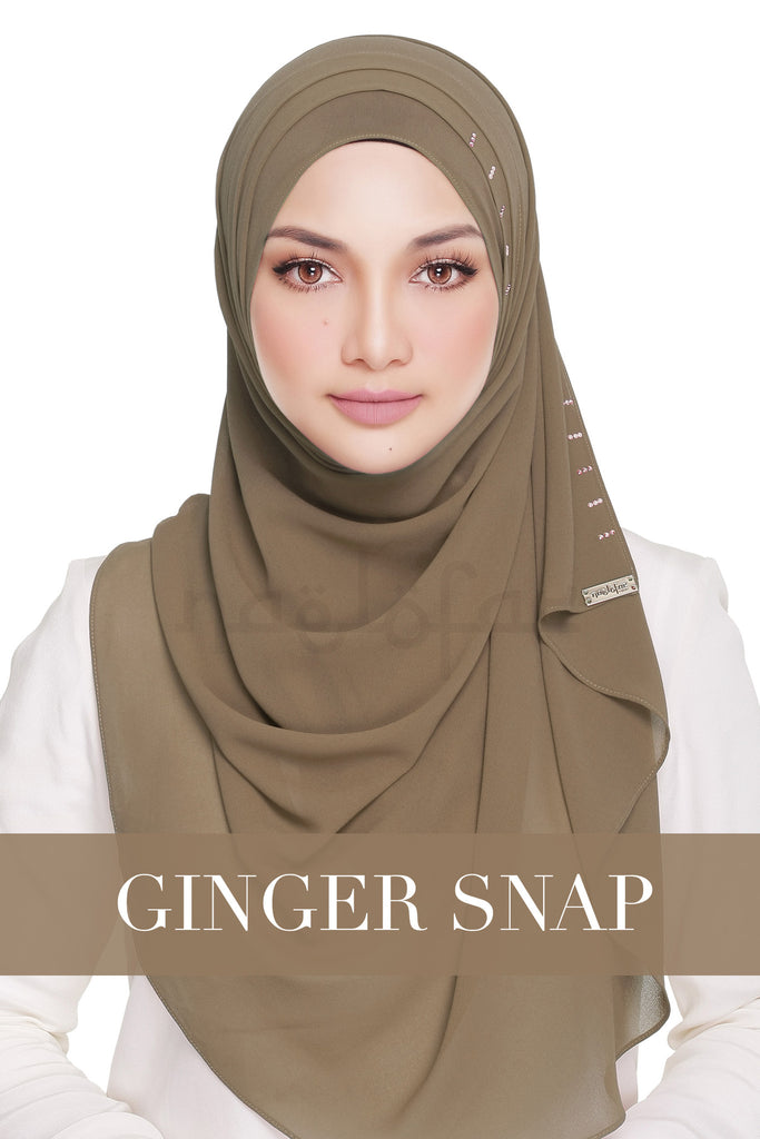 QUEEN WARDA - GINGER SNAP