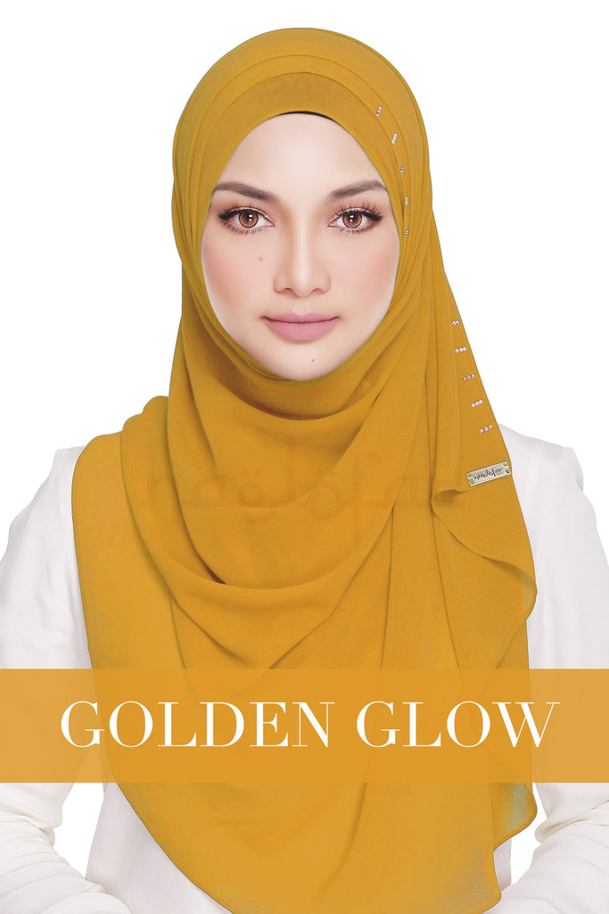 QUEEN WARDA - GOLDEN GLOW