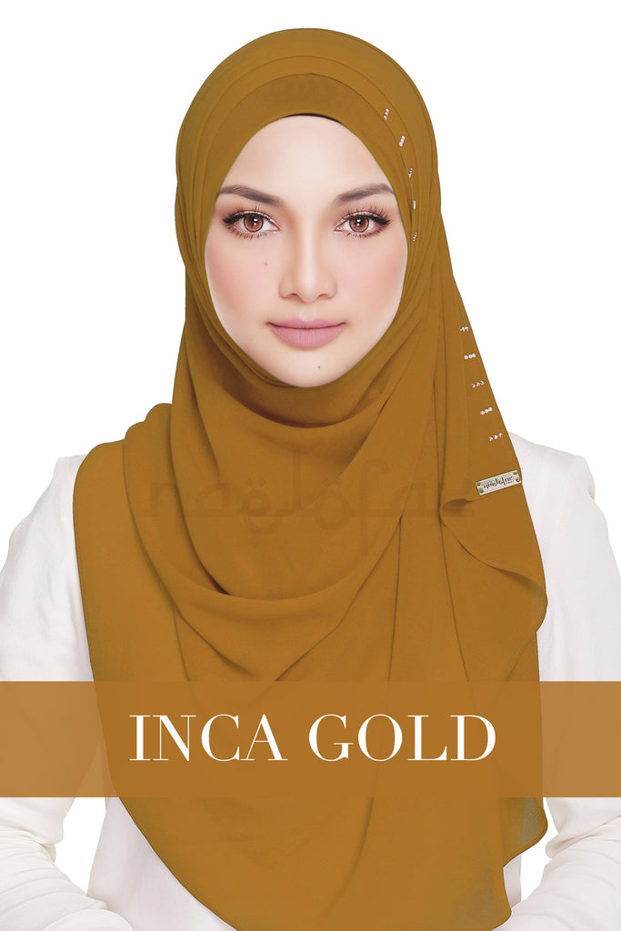 QUEEN WARDA - INCA GOLD