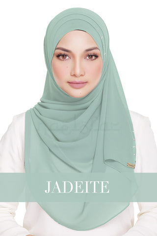 QUEEN WARDA - JADEITE