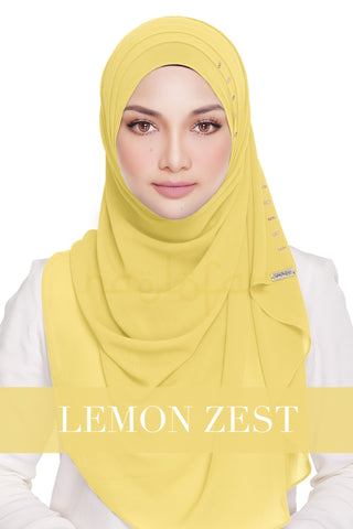 QUEEN WARDA - LEMON ZEST