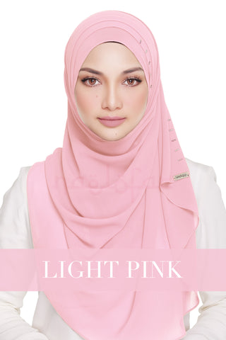 QUEEN WARDA - LIGHT PINK