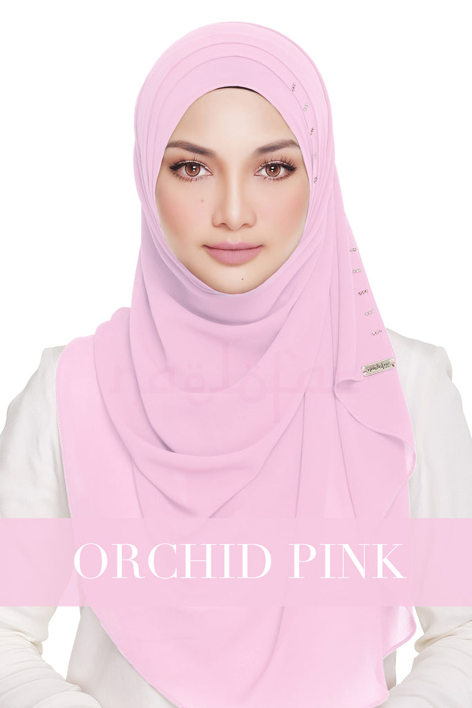 QUEEN WARDA - ORCHID PINK