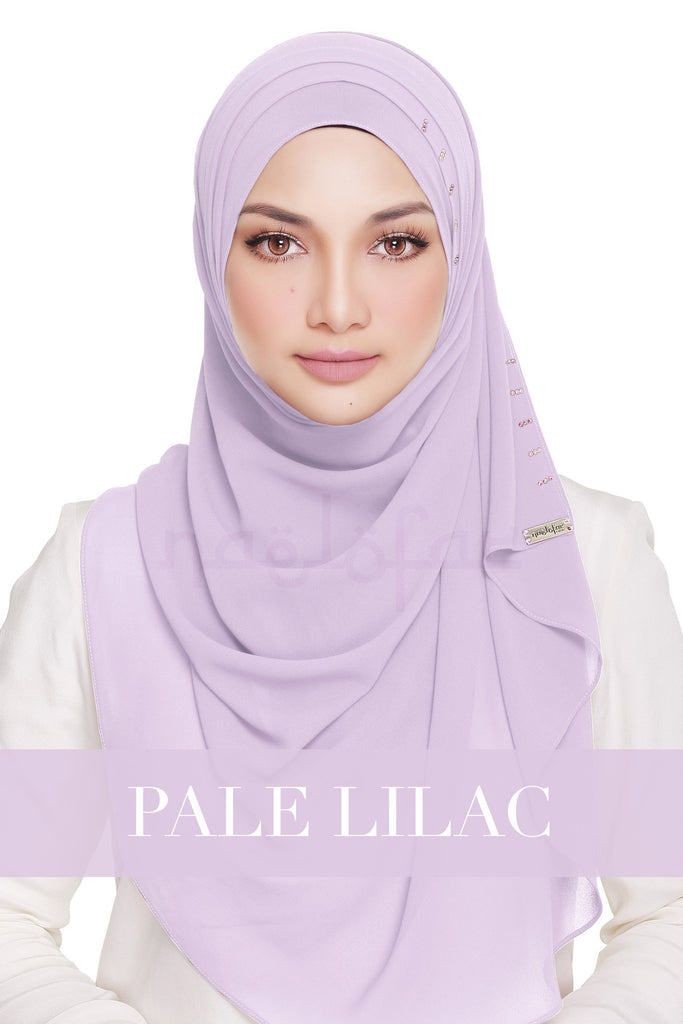 QUEEN WARDA - PALE LILAC