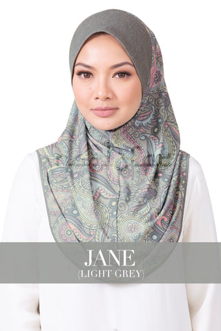 ROSEN - JANE (LIGHT GREY)