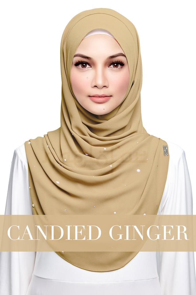SARAH - CANDIED GINGER